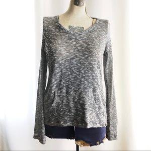 Volcom light weight V neck sweater